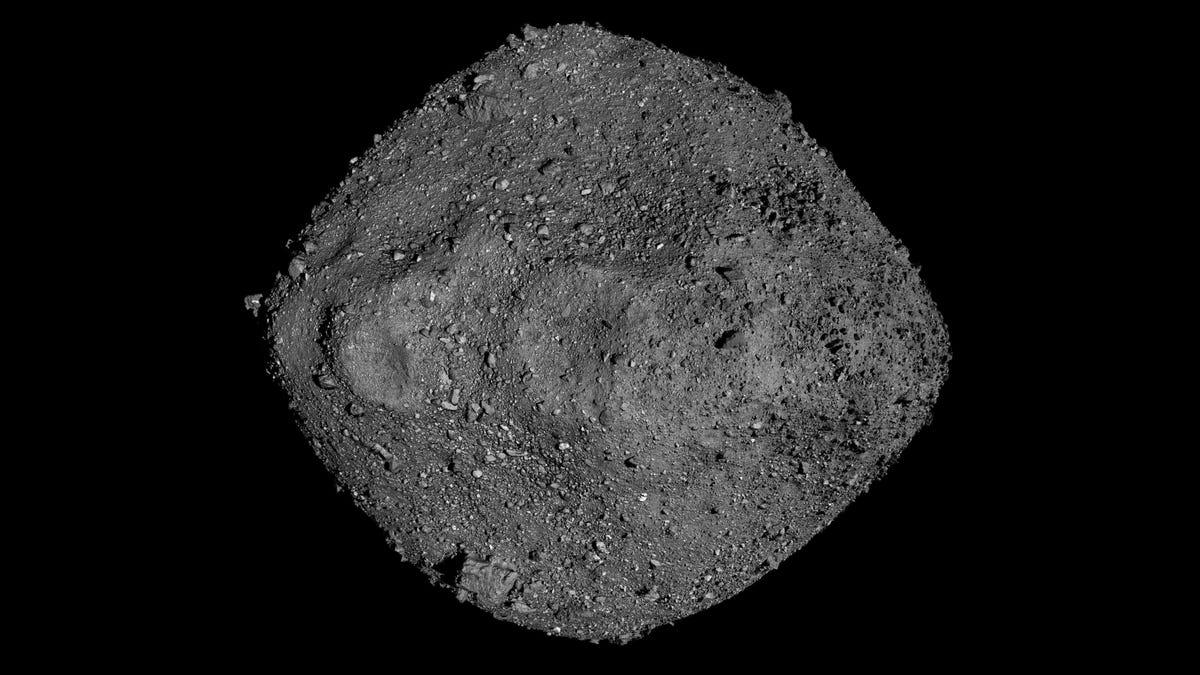La NASA calcula una probabilidad de 1 entre 2700 de que el asteroide Bennu impacte con la Tierra