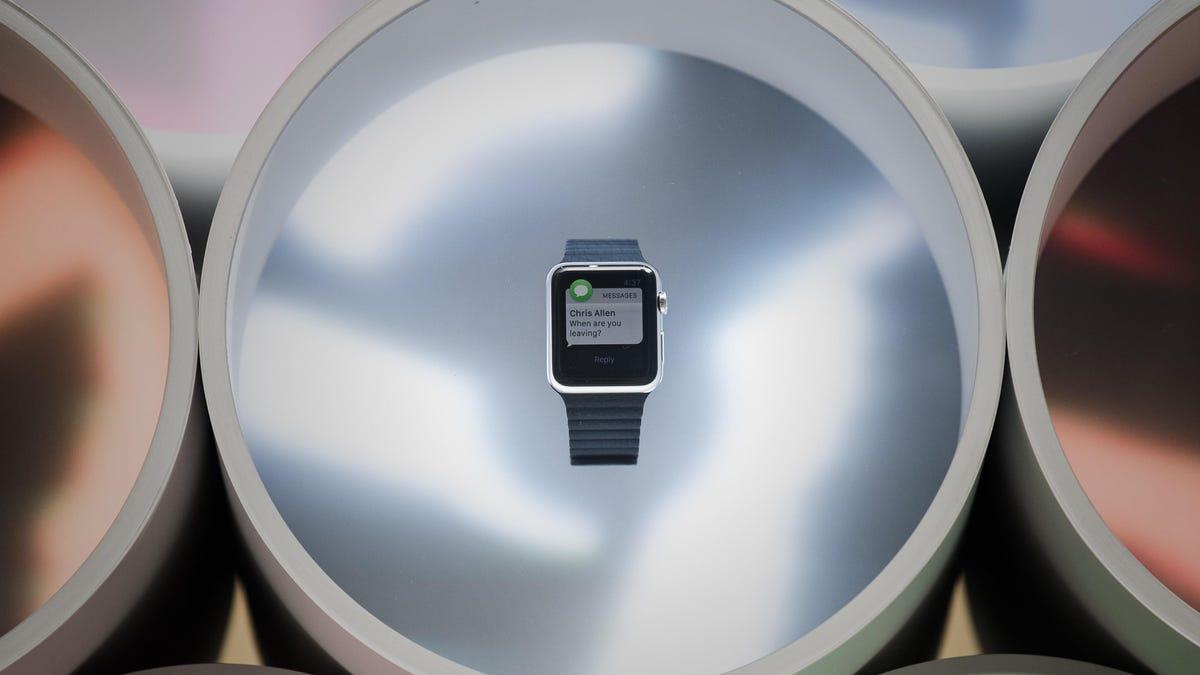 Roban $500.000 a traficante de drogas usando un Apple Watch