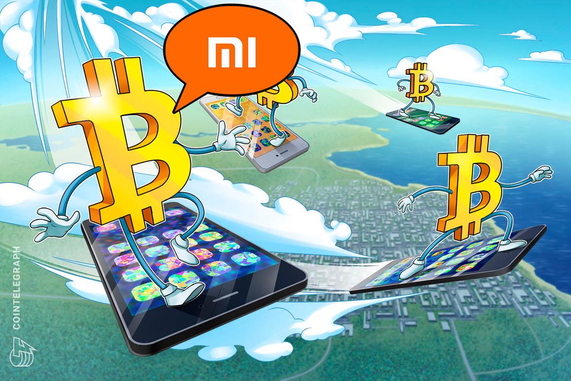 Xiaomi niega su implicación con el hecho de que una tienda en Portugal aceptaba Bitcoin como método de pago