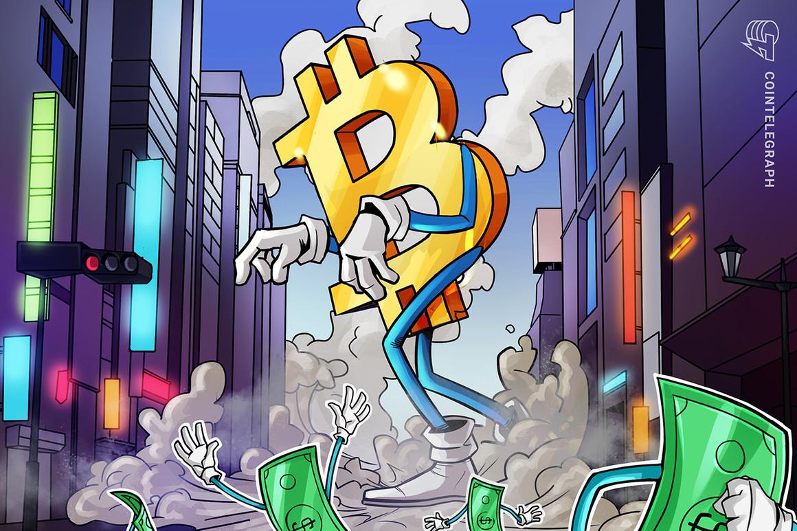 La caída del dólar americano ayuda a los alcistas de Bitcoin en la lucha por alcanzar los USD 50,000
