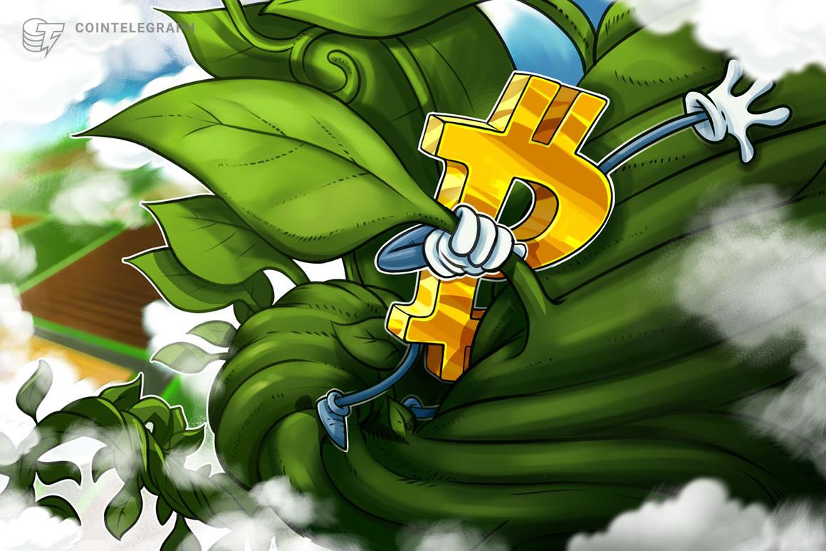 Precio de Bitcoin alcanza los USD 39,000 y los comentarios del presidente de la SEC impulsaron el precio un 2% más