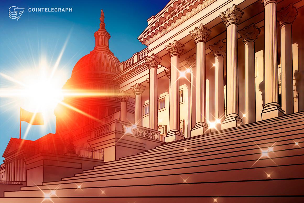 Senador de Alabama descarrila la enmienda sobre las criptomonedas con dos palabras