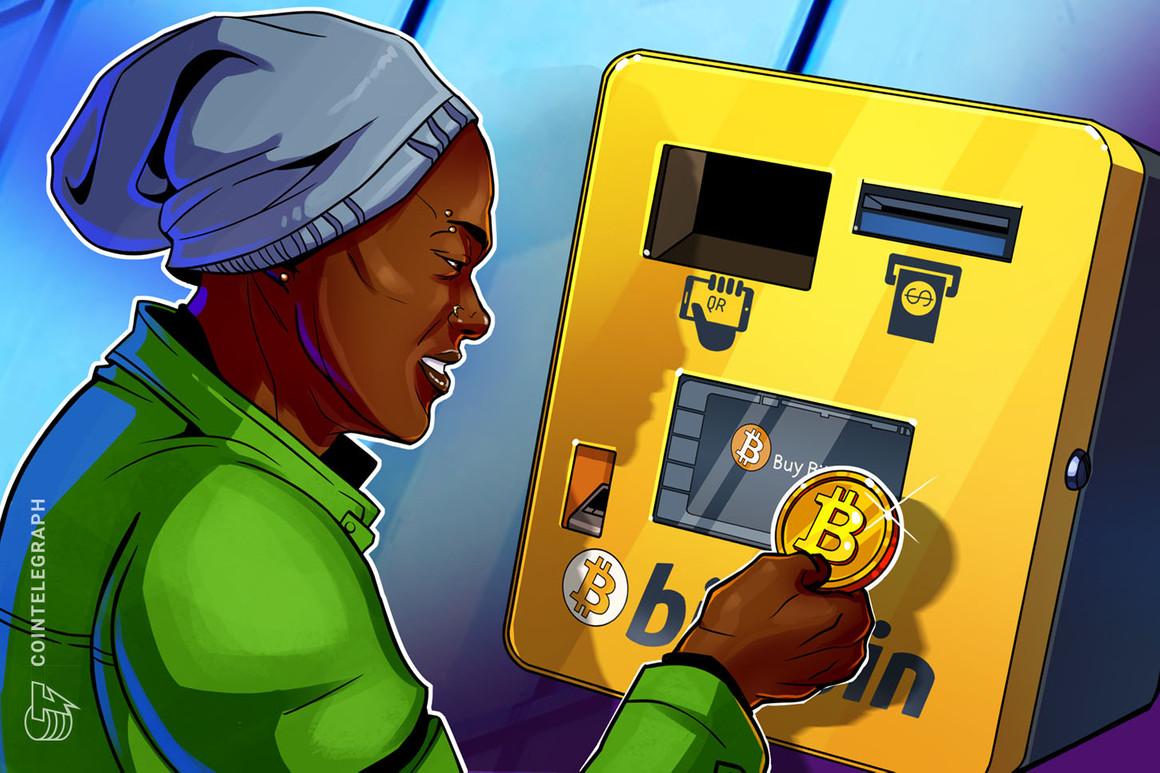 NCR Corporation planea comprar la empresa de cajeros automáticos de Bitcoin, LibertyX