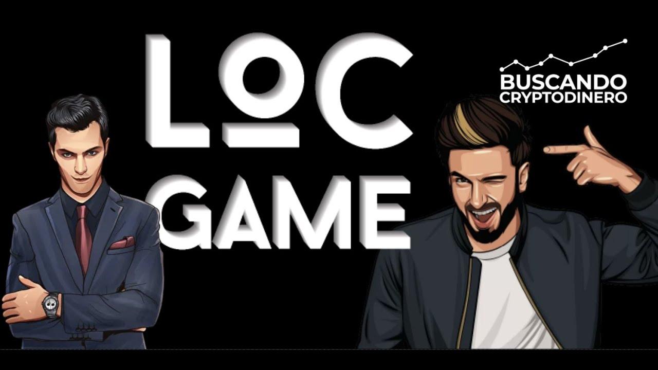 """LocGame """"LOCG"""" Que es?? 🔥 ☞Predicción de PRECIOS 🤑 2021-2026 ☜    Me CONVIENE invertir 💰??"""