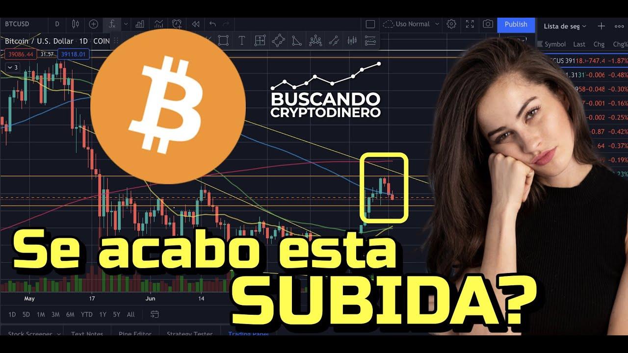 🚨 Bitcoin ➤ Se acabo la Subida?? + 2 monedas y Rifa de Litecoin !!