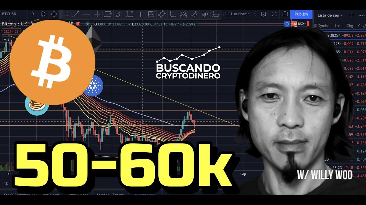 😅 Bitcoin ➤ Valor JUSTO entre 50 y 60k?? + 6 monedas y Rifa de Litecoin !!