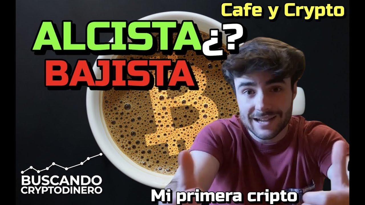 ☕️ Mercado Alcista o Bajista con Mi Primera Cripto: Cafe y Crypto !!!