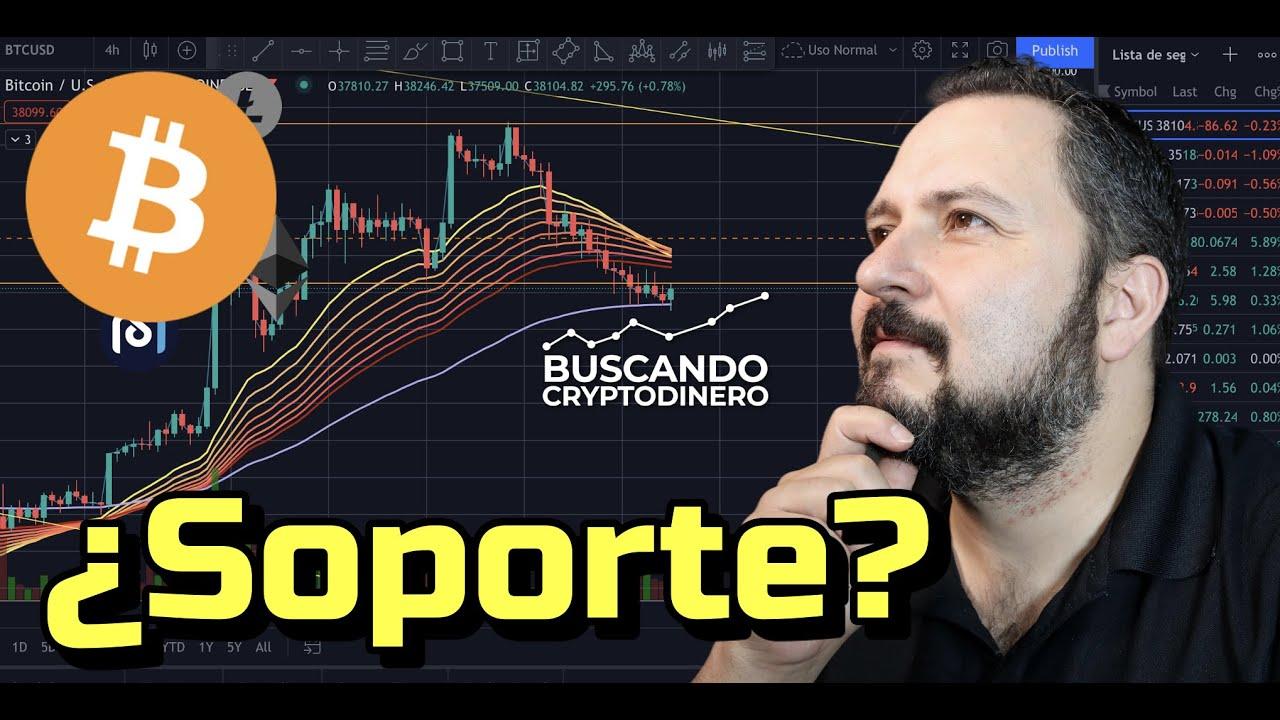 🐂🐻 Bitcoin ➤ Encontrara Soporte?? + 9 monedas y Rifa de Litecoin !!
