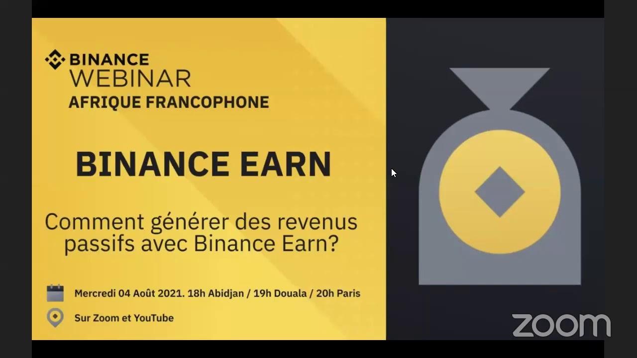 Comment générer des revenus passifs avec Binance Earn?