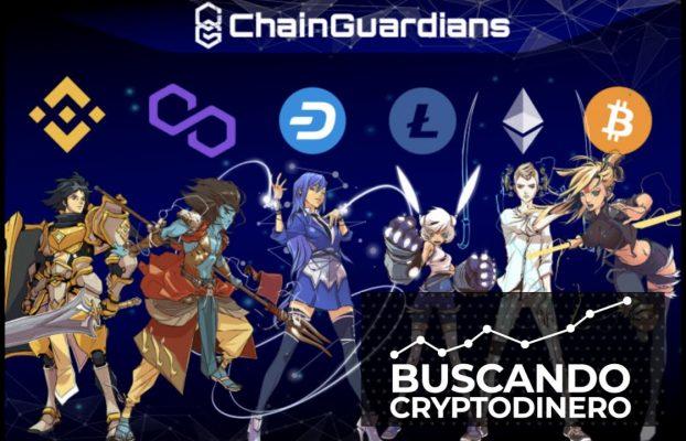 """Chain Guardians """"CGG"""" Que es? 🔥 ☞Predicción de PRECIOS 🤑 2021-2026 ☜    Me CONVIENE invertir 💰??"""