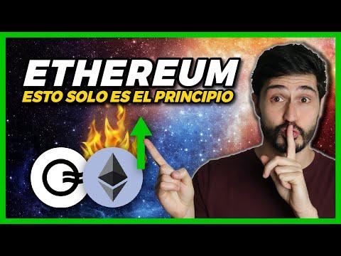 ¡ETHEREUM SERÁ IMPARABLE! ETH Deflacionario y más Eficiente + Nueva Oportunidad de Inversión