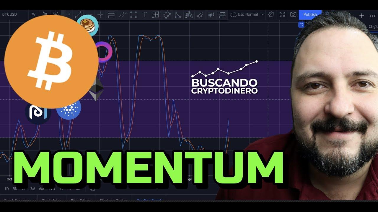 🟢 Bitcoin ➤ Momentum a favor !!! + 16 monedas y Rifa de Litecoin !!