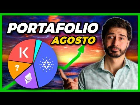 👉 MI PORTAFOLIO y ESTRATEGIA de INVERSIÓN en AGOSTO 2021💥 Revelo mi Mejor Inversión