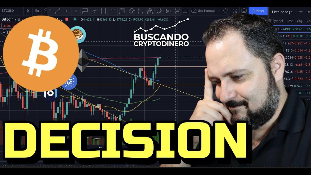 🔥 Bitcoin ➤ Momento de decisión + 9 monedas y Rifa de Litecoin !!!