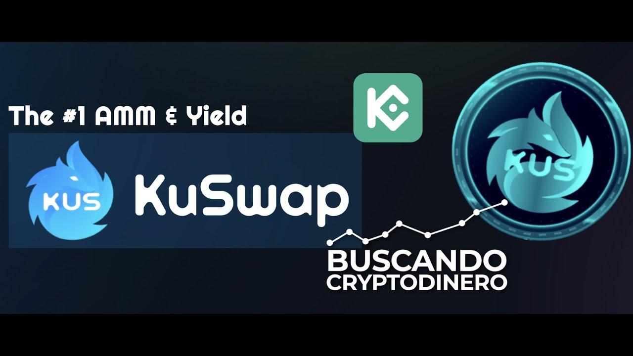 """KuSwap """"KUS"""" Que es? 🔥 ☞Predicción de PRECIOS 🤑 2021-2026 ☜    Me CONVIENE invertir 💰??"""