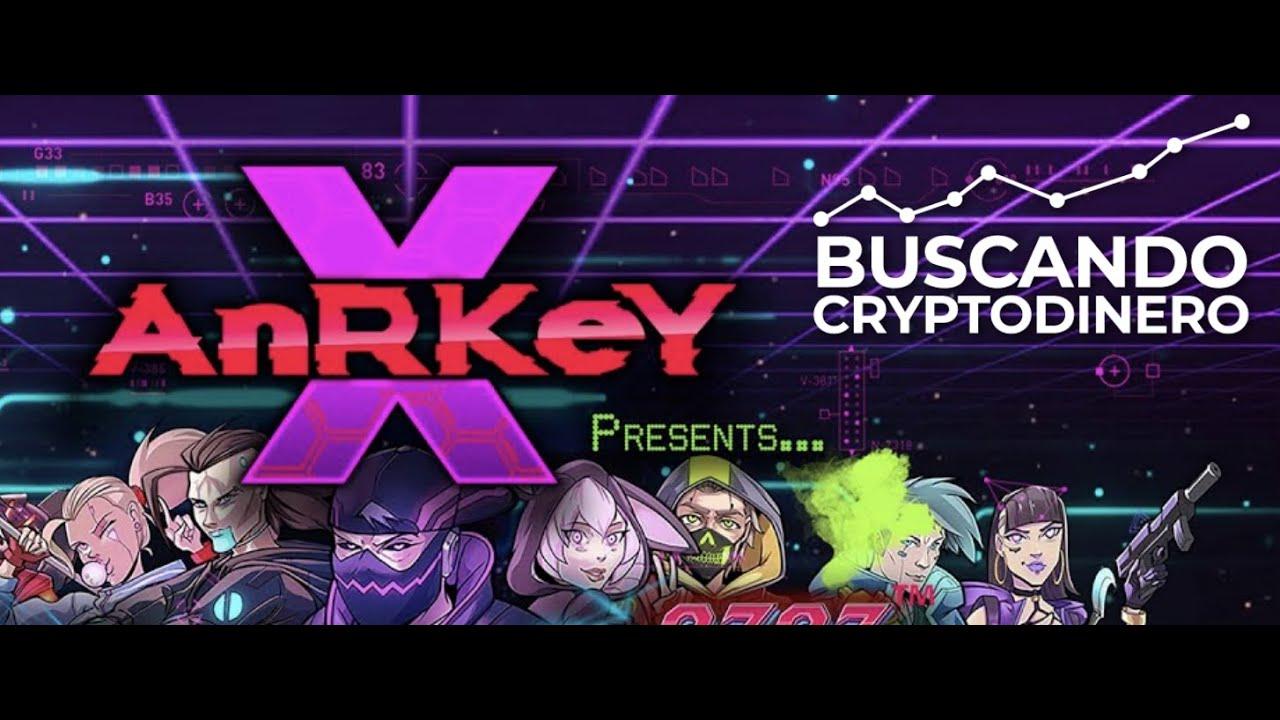 """AnRKey X """"$ANRX"""" Que es? 🔥 ☞Predicción de PRECIOS 🤑 2021-2026 ☜    Me CONVIENE invertir 💰??"""