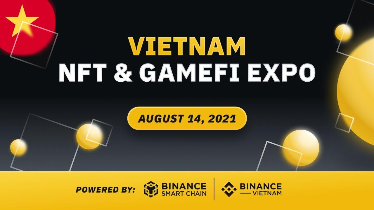 Vietnam NFT+GameFi Expo