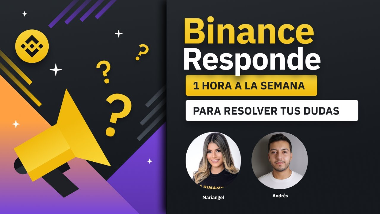 #BinanceResponde | Primera edición