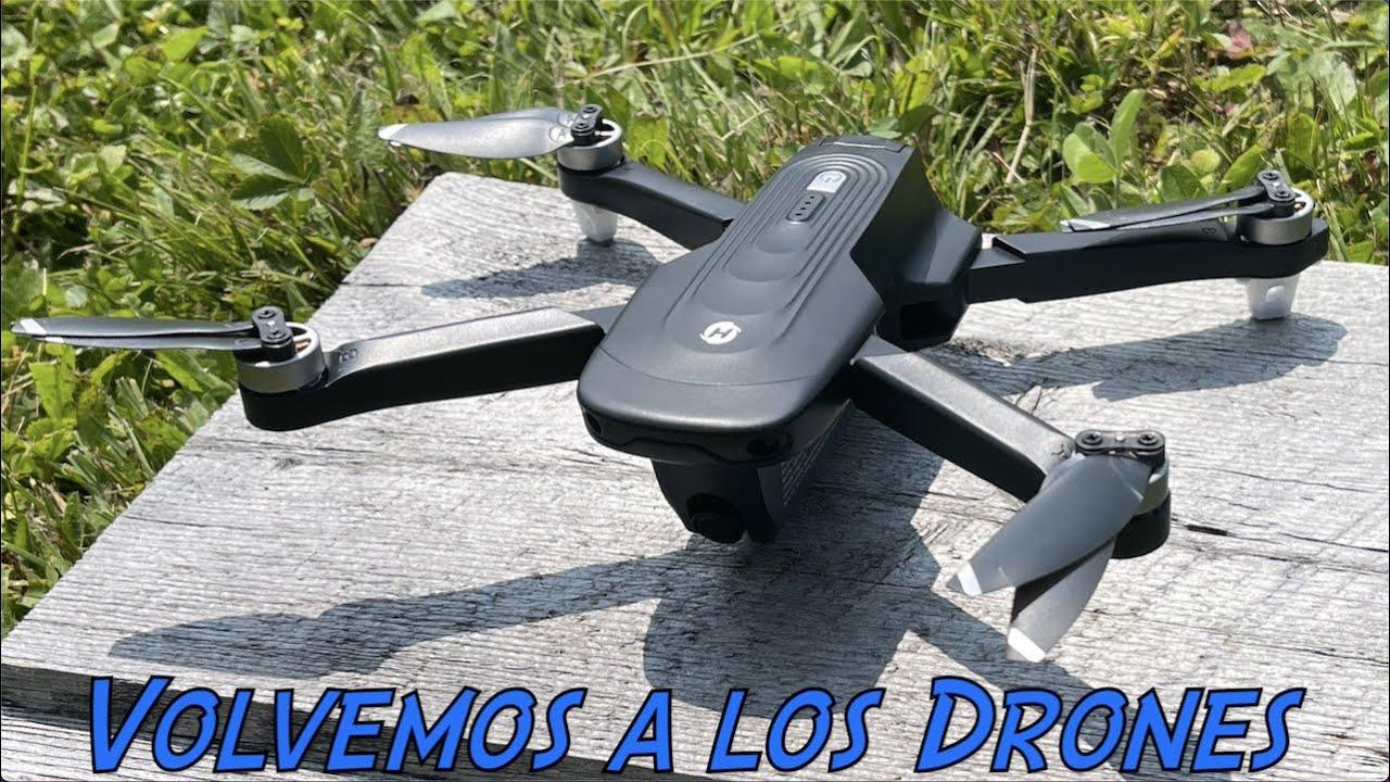 Después de tanto tiempo Volamos un DRONE Holy Stone HS175D