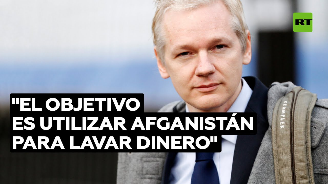 """""""El objetivo es una guerra eterna"""": Se viraliza un video de Assange de hace 10 años"""