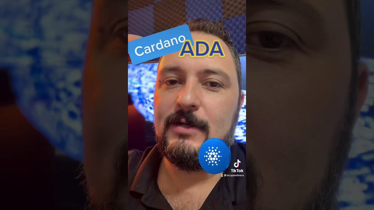 """Cardano """"ADA"""" siguiente movimiento?? 5 usd posibles??? #cardano#ada"""