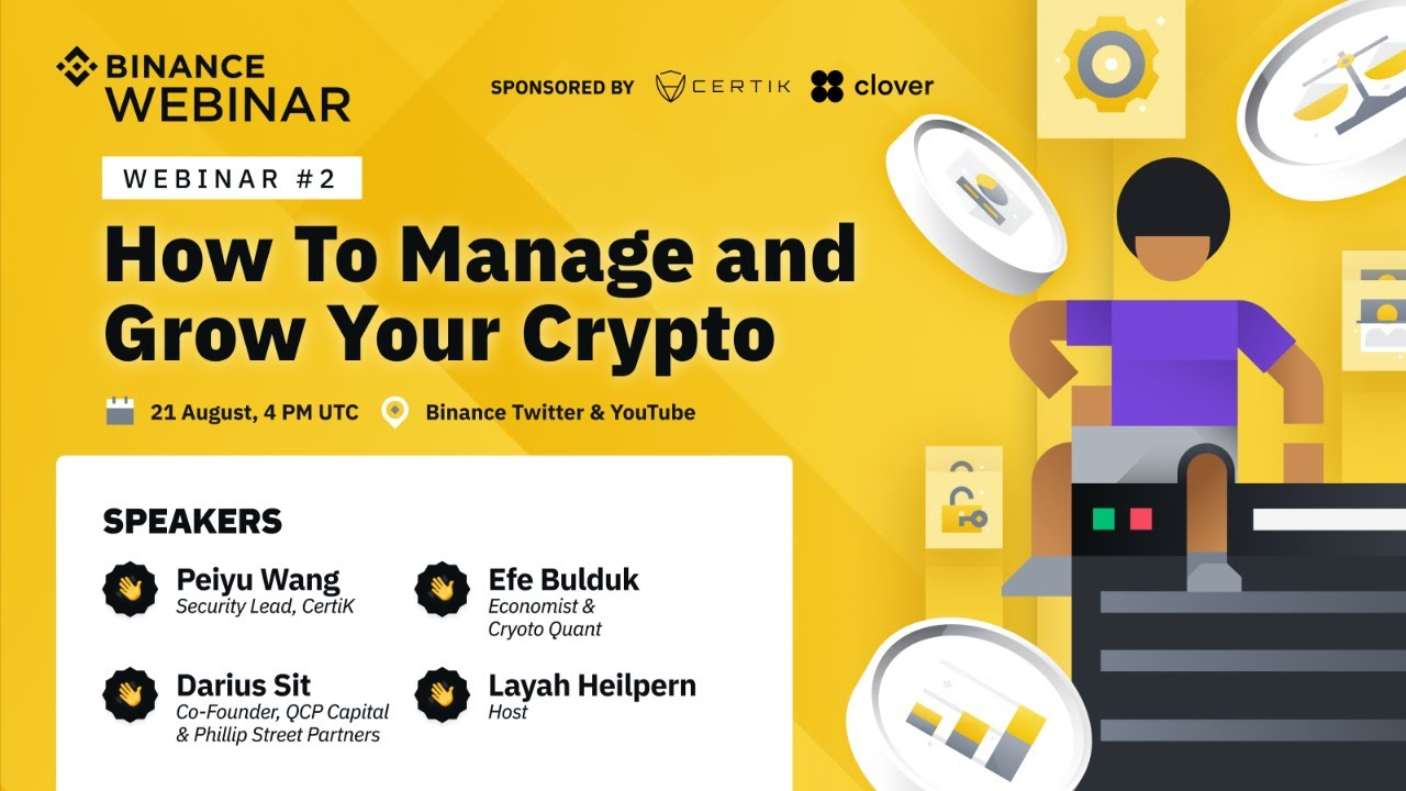 Responsible Trading Summer Camp: How To Manage & Grow Your Crypto