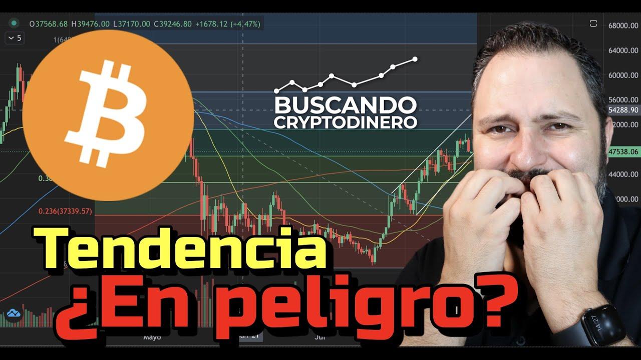 🤔 Bitcoin ➤ Tendencia Alcista en PELIGRO?? + 2 monedas y Rifa de Litecoin !!