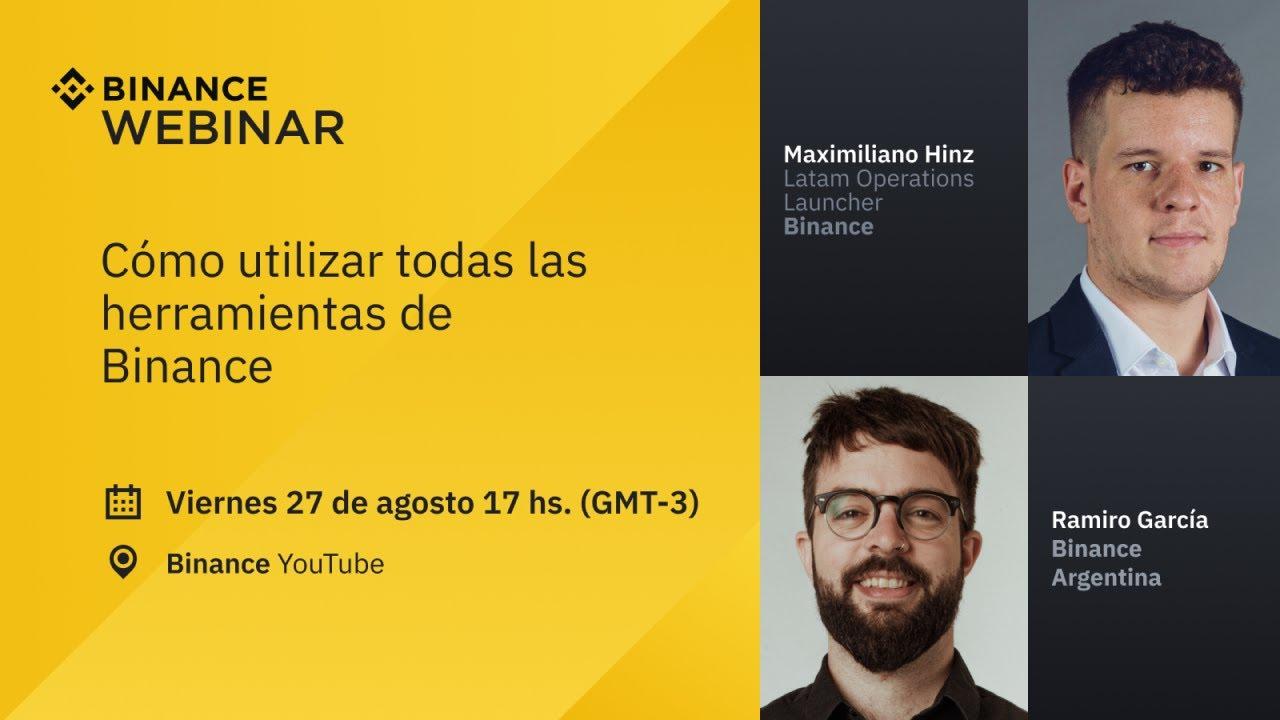 Cómo utilizar las herramientas de Binance | Binance Argentina