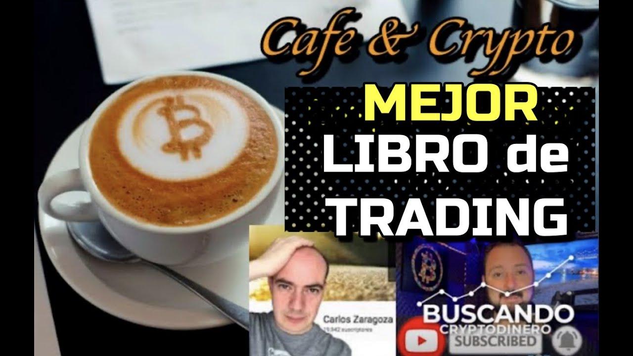 """☕️📎 """"Mejor LIBRO de Trading"""" con Carlos Zaragoza y BCDinero: Cafe y Crypto """"CLIPS"""""""