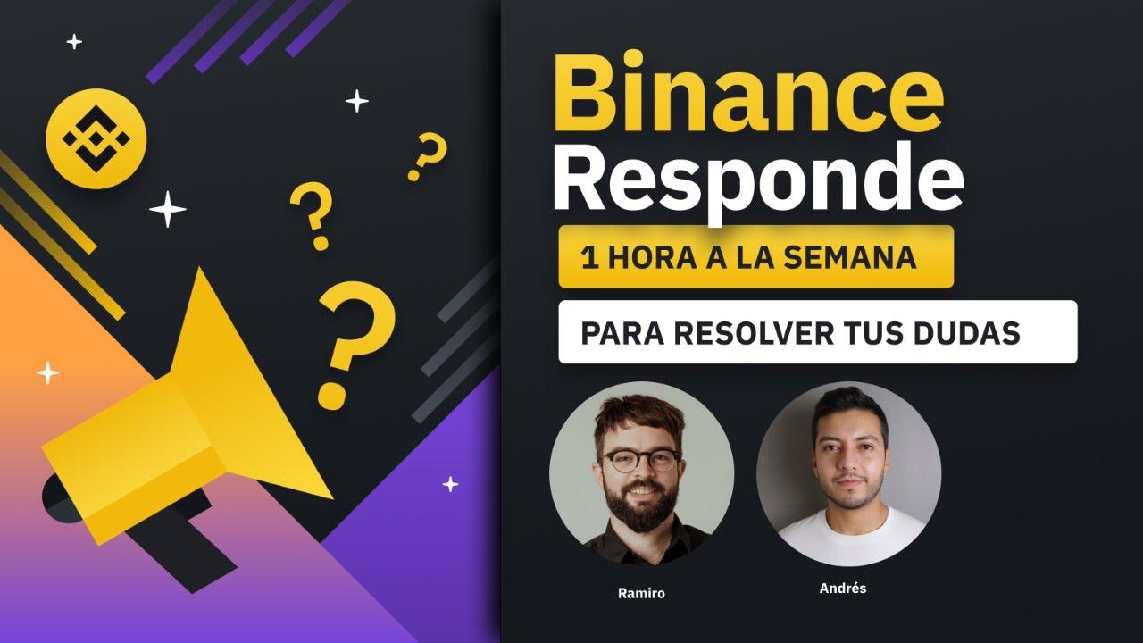 #BinanceResponde | Tercera edición