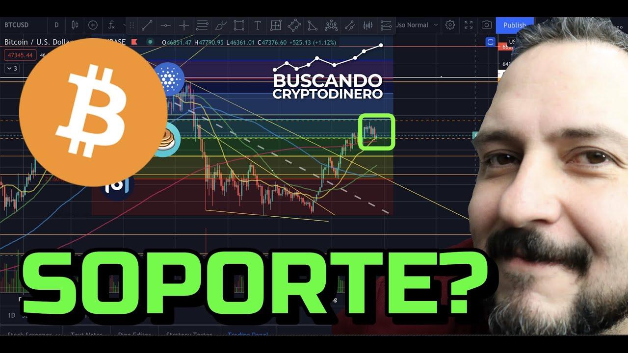 🐂🐻 Bitcoin ¿Se acabo la bajada? + 10 Monedas y Rifa de Litecoin !!