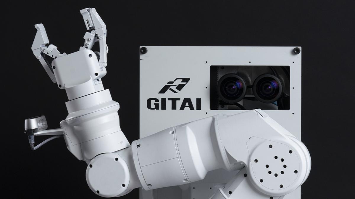 Así es el nuevo robot que acaba de llegar al espacio