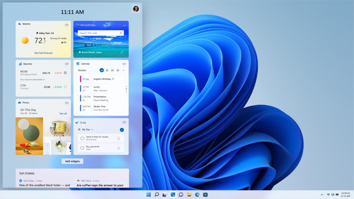 Windows 11 llega en octubre, aunque sin apps Android