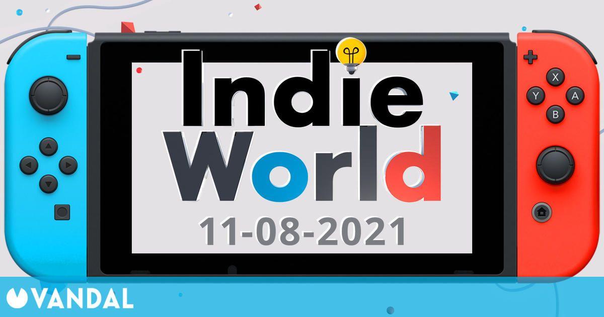 Nintendo celebrará mañana un Indie World con novedades de juegos indies para Switch