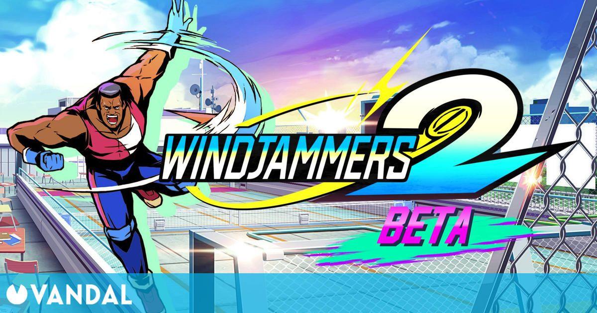 Windjammers 2 también llegará a PS4 y PS5; Mañana arranca su beta abierta gratuita