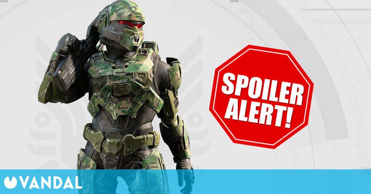 Spoilers de Halo Infinite se cuelan en la demo técnica y ya andan sueltos por Internet