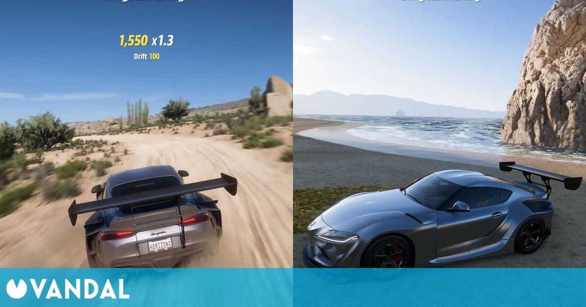 Forza Horizon 5 presenta un nuevo y variado gameplay de 12 minutos en 4K