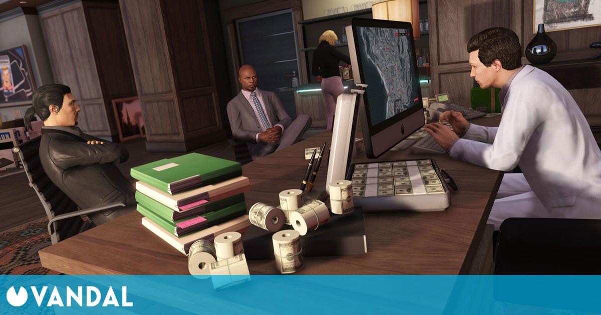 GTA 5 vendió más copias en 2020 que en cualquier otro año desde su lanzamiento