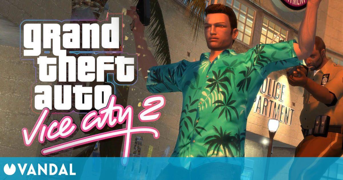 GTA Vice City 2 es un 'remake' fan creado en el motor de GTA IV que ya puedes jugar en PC
