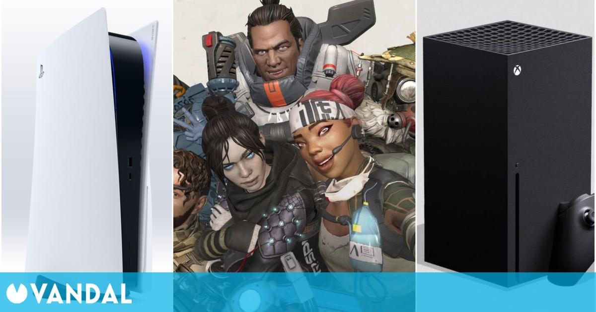Apex Legends: Las versiones de PS5 y Xbox Series X/S siguen en marcha
