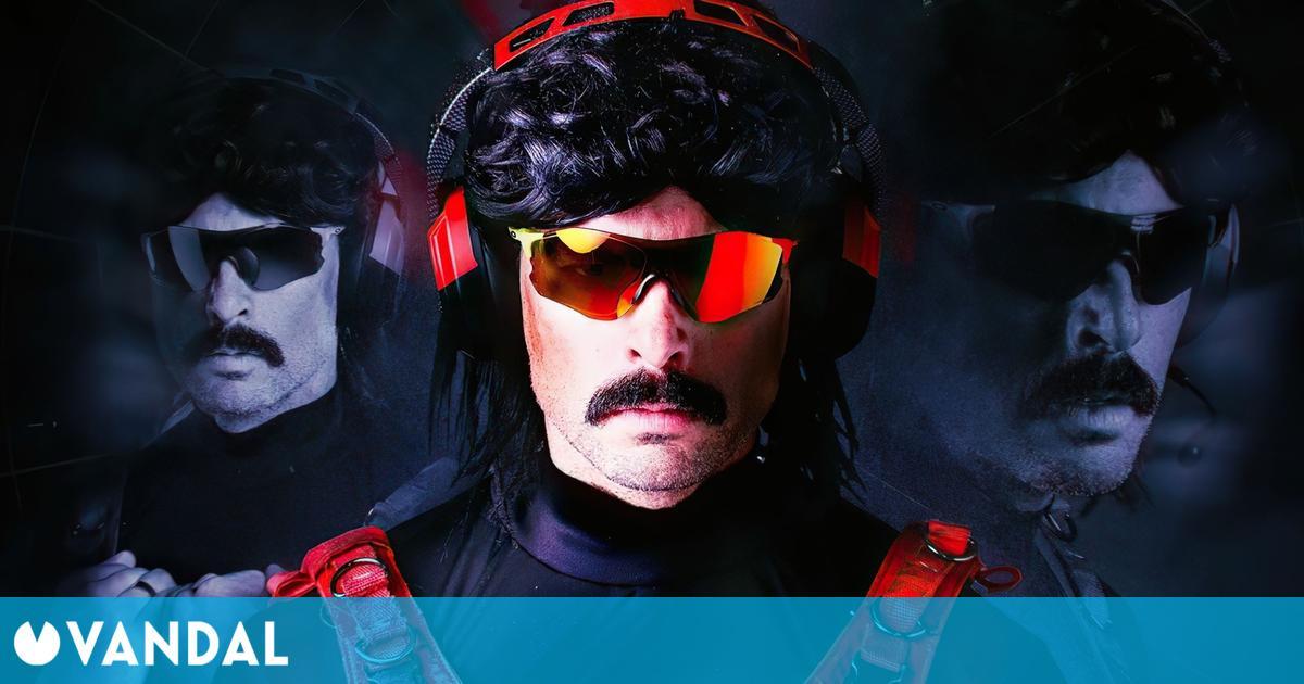 Dr Disrespect, el conocido streamer, quiere fundar un estudio de videojuegos