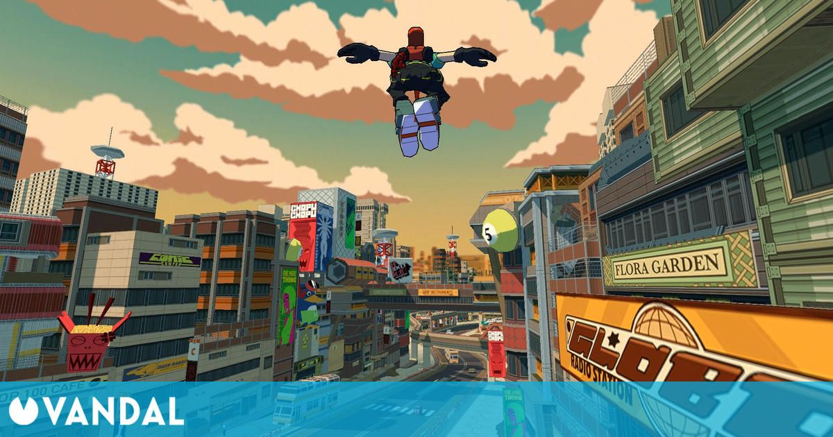 Bomb Rush Cyberfunk, inspirado en Jet Set Radio, llegará primero a Nintendo Switch en 2022