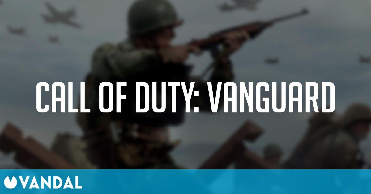 Call of Duty: Vanguard: Se filtra el primer material y las ediciones del nuevo CoD