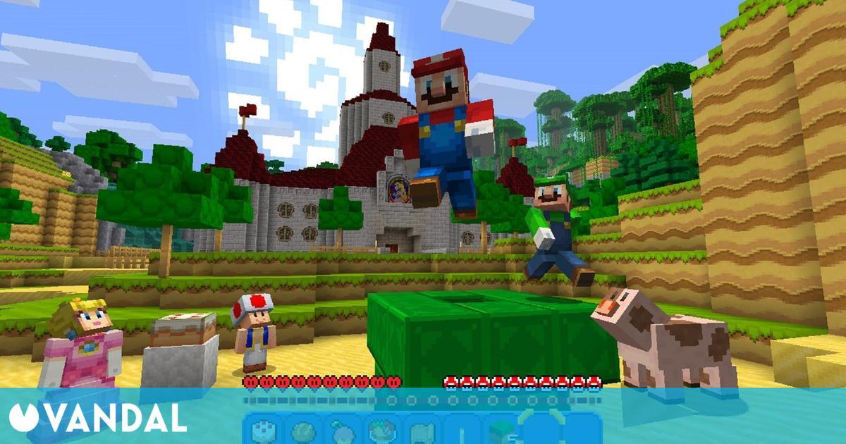 Minecraft supera a Zelda y a Shin-Chan en las ventas semanales japonesas