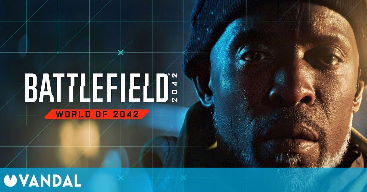 Battlefield 2042 estrena 'Éxodo', un espectacular cortometraje sobre su historia