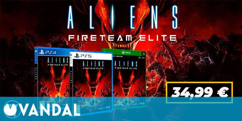 Aliens: Fireteam Elite ya se puede reservar a precio reducido en Tu Tienda de Videojuegos