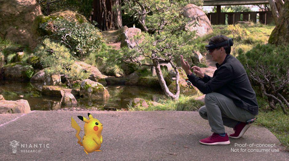 Pokémon GO: Niantic presenta sus planes para establecer 'canales de realidad' mágicos
