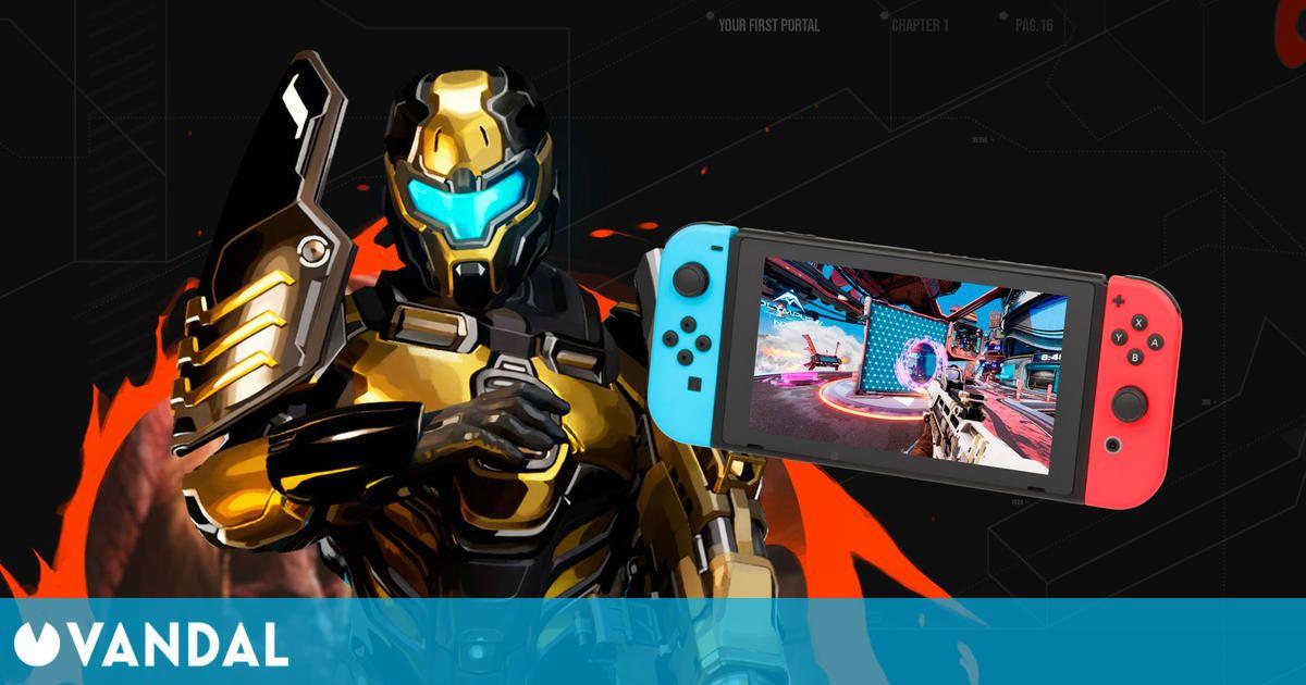 ¿Splitgate en Nintendo Switch? La consola entra dentro de los planes del equipo
