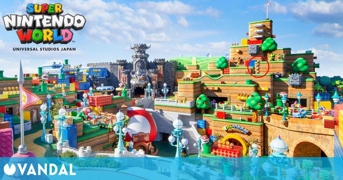 La Torre Goomba de Super Nintendo World se desploma y se abre una investigación