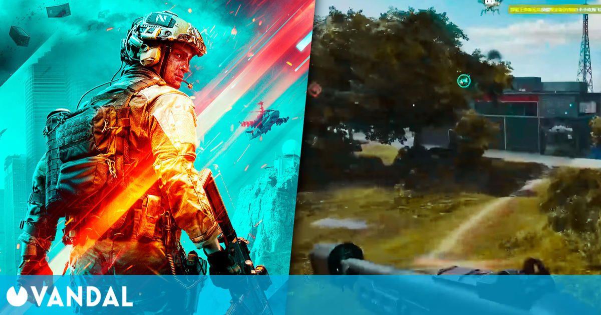 Se filtra gameplay de Battlefield 2042, un nuevo vistazo al multijugador de DICE